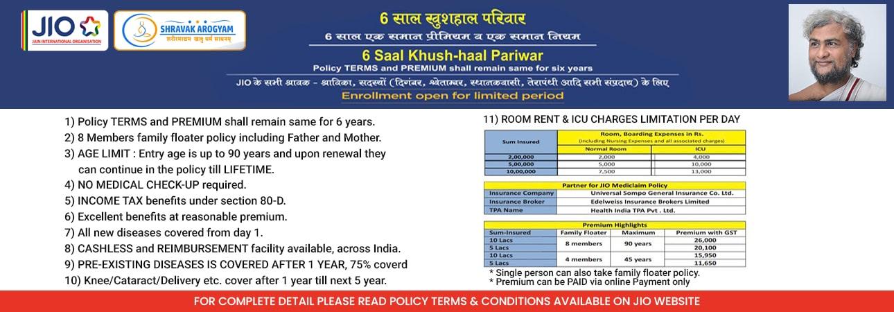 6 Saal Kush-haal Pariwar